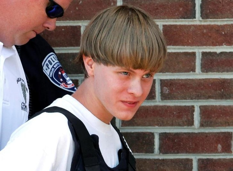 Convicted Charleston church shooter to plead guilty to state charges