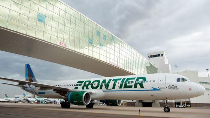 Frontier flights to Orlando to begin at Ford Airport