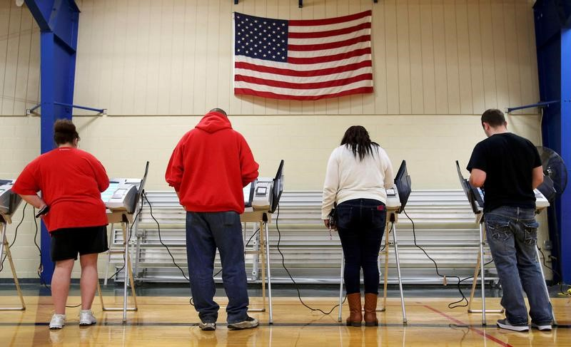 Changing Position, Justice Department Sides With Ohio Election Officials On Voter Purge
