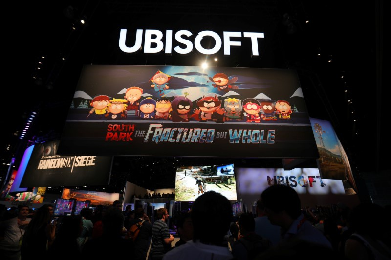 Ubisoft founders bolster stake again in showdown with Vivendi