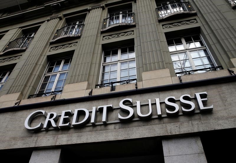 Credit Suisse Group AG (CS) Receives Consensus Rating of