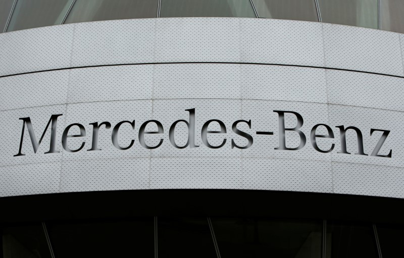 Mercedes Accused Of Selling Over 1000000 Vehicles That Fail Emissions