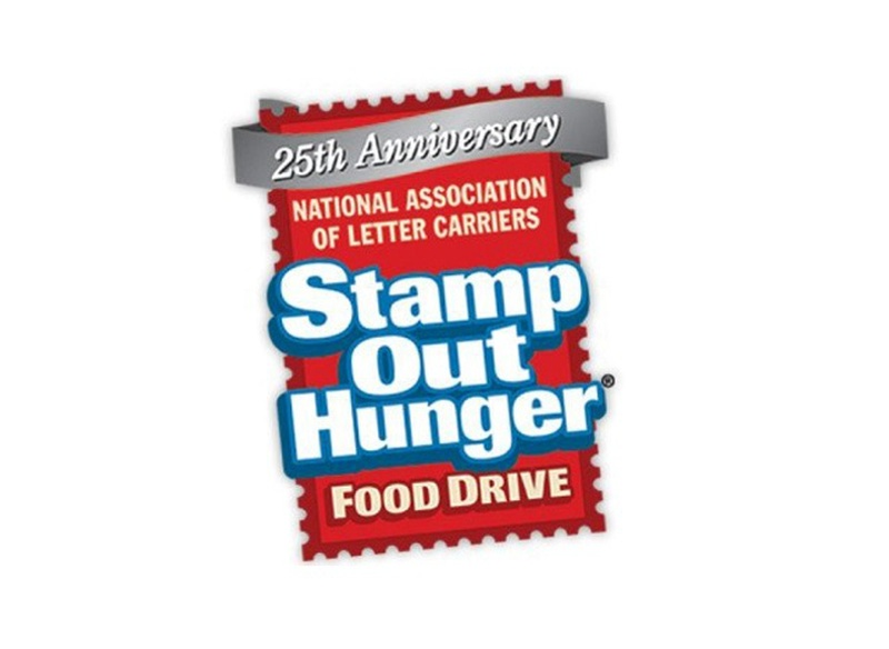 RI letter carriers' Stamp Out Hunger drive collected 60000 pounds of food
