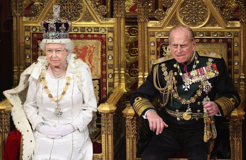 Prince Philip to stand down from official duties