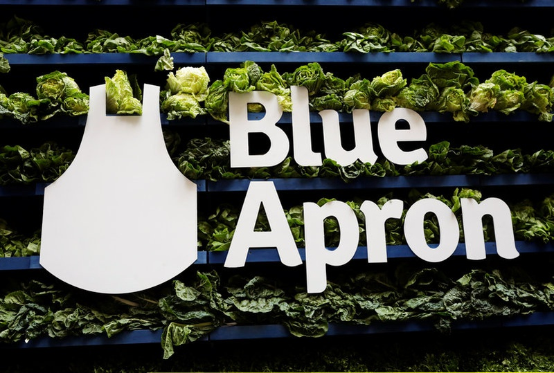 Blue Apron stock tumbles on disappointing earnings report