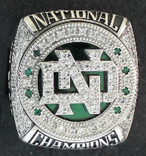 University Of North Dakota Ring