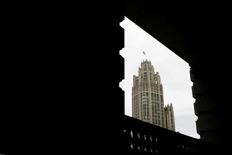 Tribune Media reports 1Q loss