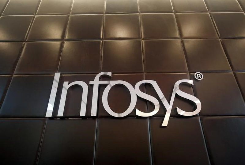 India's Infosys shares fall on media report of stake sale by founders