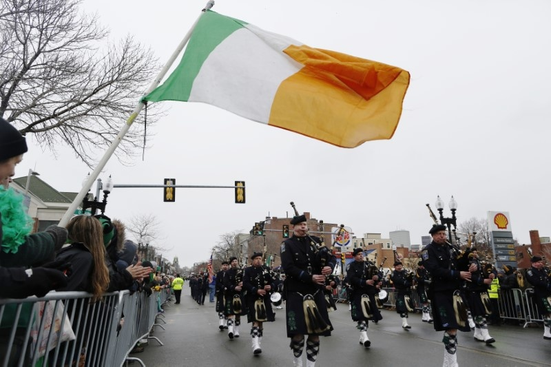 Patrick's Day Parade Reverses Ban On LGBTQ Group