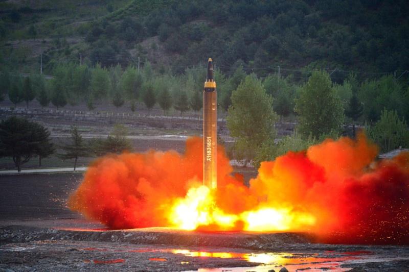 UN Security Council condemns North Korea's missiles tests