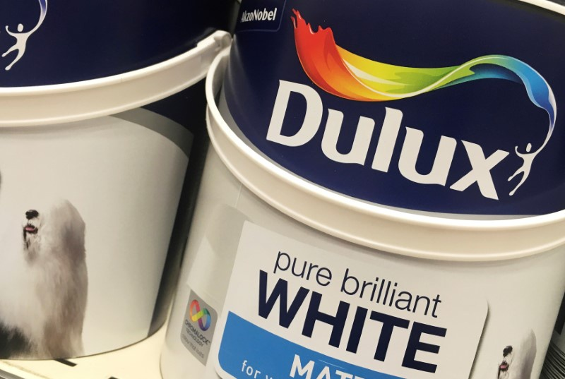 PPG walks away from S$41 billion bid for paintmaker Akzo Nobel
