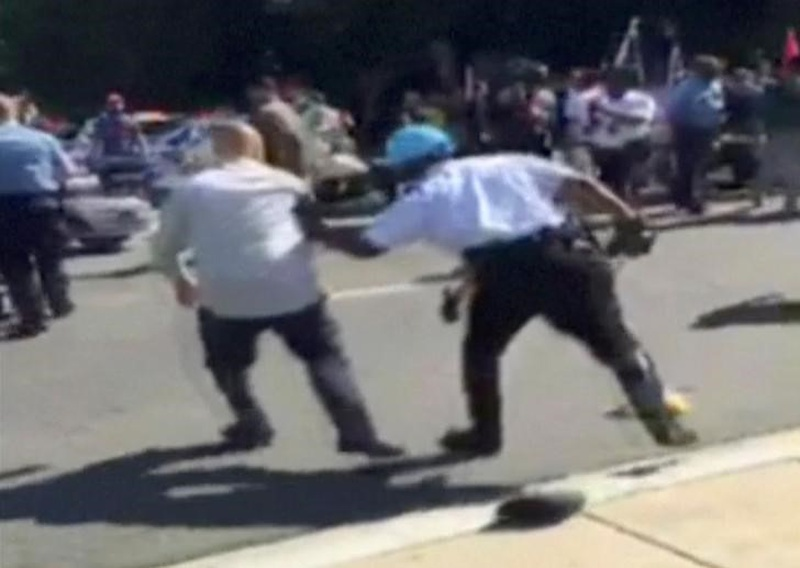 Lowry: Arrogant Erdogan Blames US for His Thugs' Rampage
