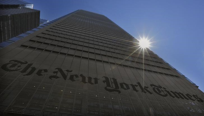 New York Times offers buyouts, scraps public editor position
