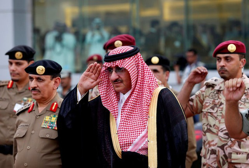Saudi prince arrested over leaked videos