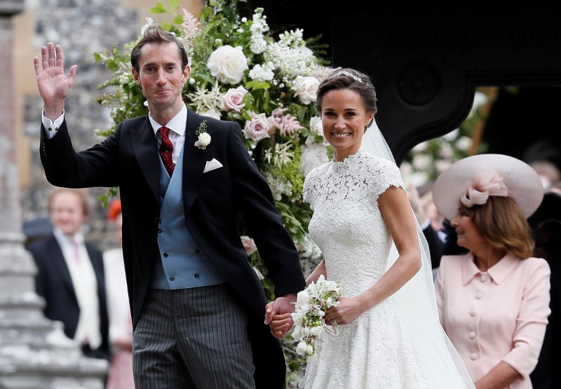 How Pippa Middleton rose to rival her royal sister