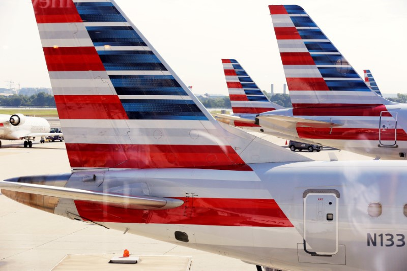 American Airlines raises Q2 forecast for key revenue metric