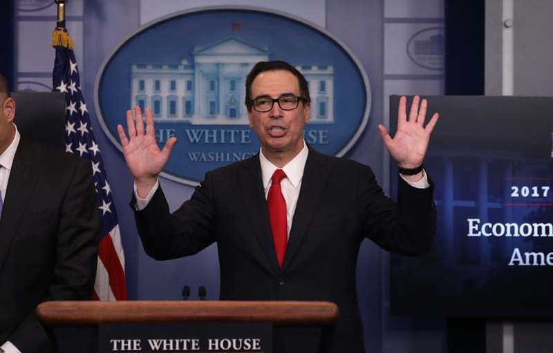 Mnuchin: White House set to name interim OCC chief Wednesday