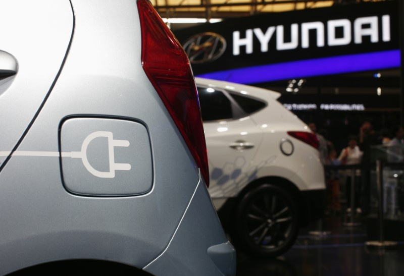 Hyundai Preparing Dedicated EV Platform