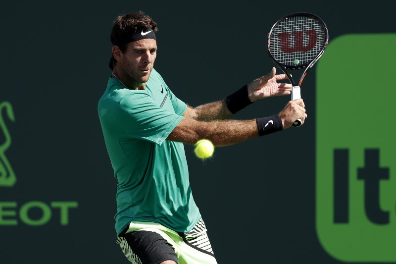 Del Potro could miss French Open because of injuries