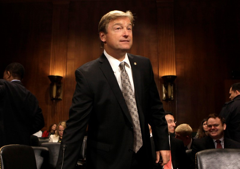 Threatening letter left at Dean Heller's Las Vegas office