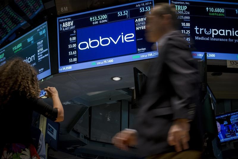 BidaskClub Downgrades AbbVie Inc. (ABBV) to Buy