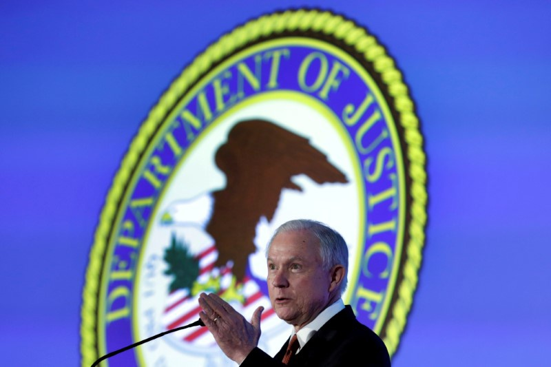 Sessions orders federal prosecutors to charge maximum sentences