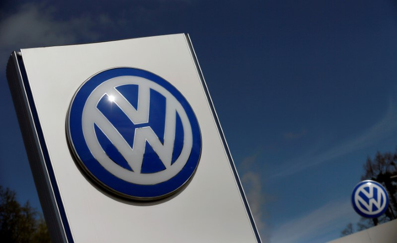 Volkswagen executive pleads guilty in U.S. in diesel emissions scandal