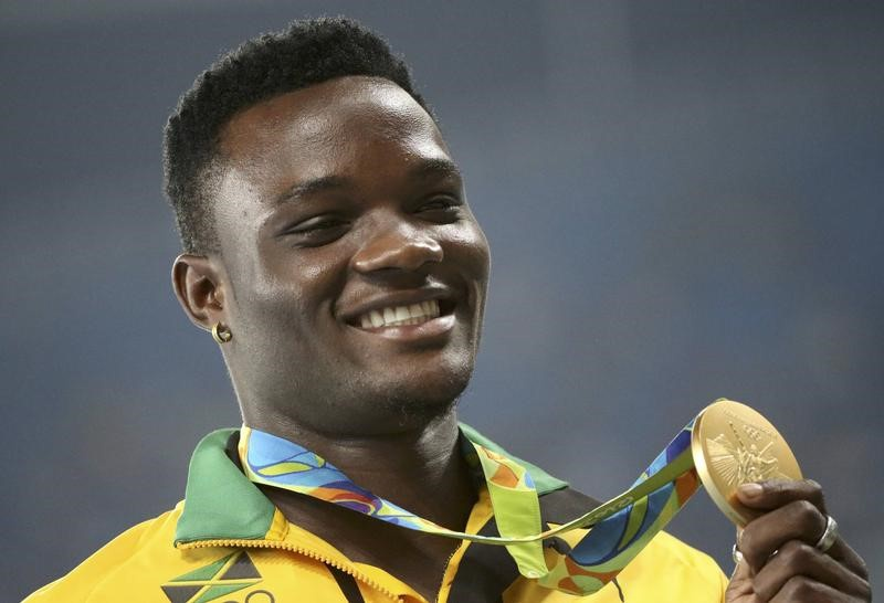 Jamaica's Thompson, McLeod win golds at Shanghai meet