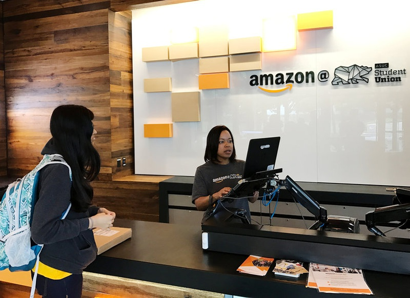 Amazon Launches Instant Pickup Service