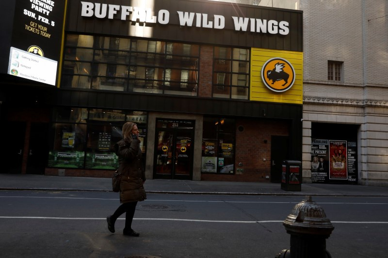 ISS recommends two activist nominees for Buffalo Wild Wings board