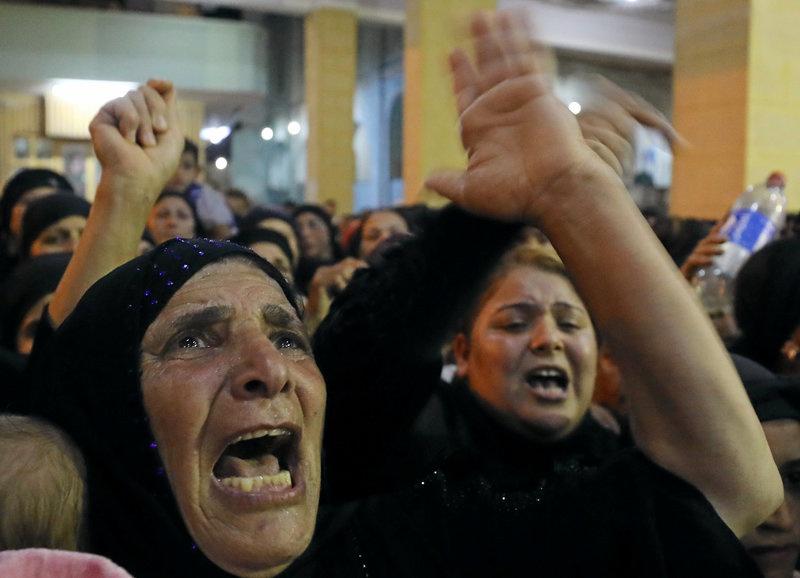Egypt blames Libya for training militants