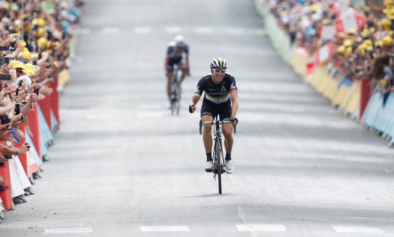 Cycling boasson hagen takes overdue stage win froome for Embrun salon de provence tour de france 2017