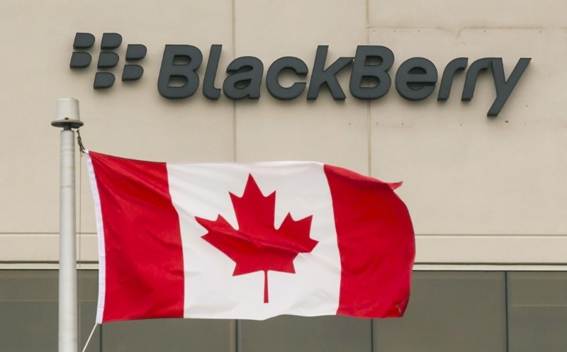 BlackBerry's profit beats expectations on software push