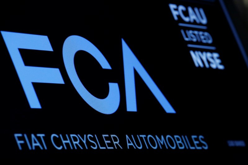 Former Fiat Chrysler executive charged in USA in payoff scheme