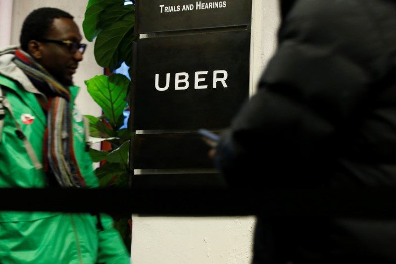 Judge refers theft allegations against Uber to prosecutors