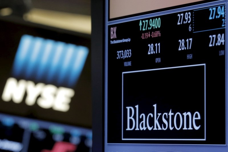 Saudi Arabia vows US$20 billion to Blackstone Group