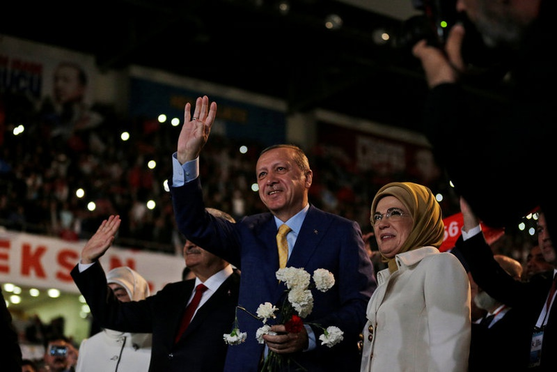 Erdogan to return to Turkey's ruling party as its chairman
