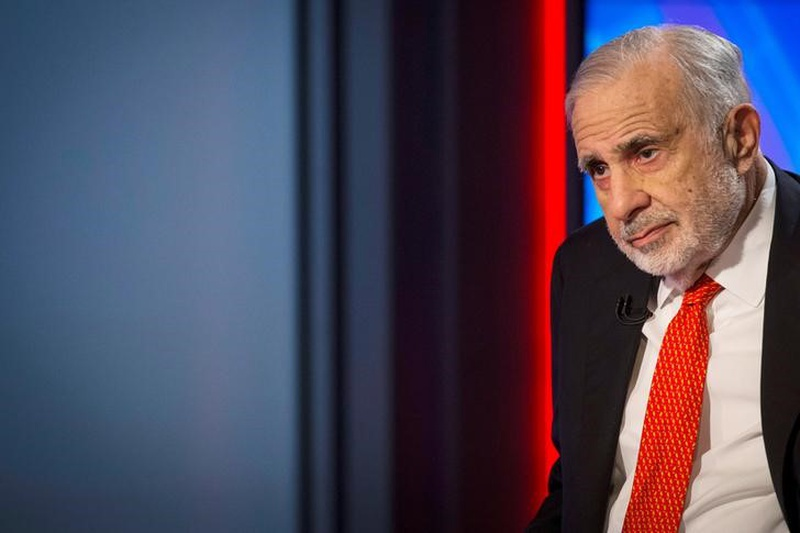 US senators seek insider trading investigation of Icahn