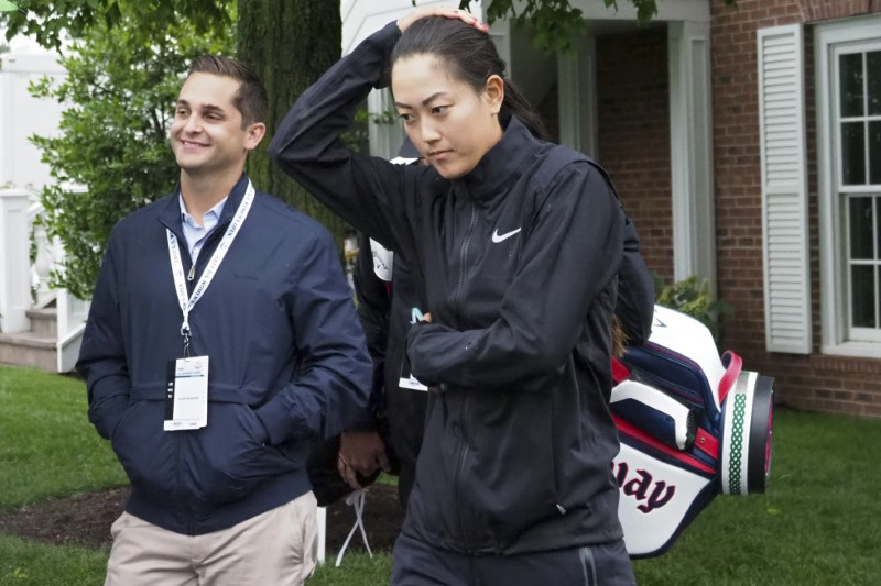 Minjee Lee three back from Feng at US Open