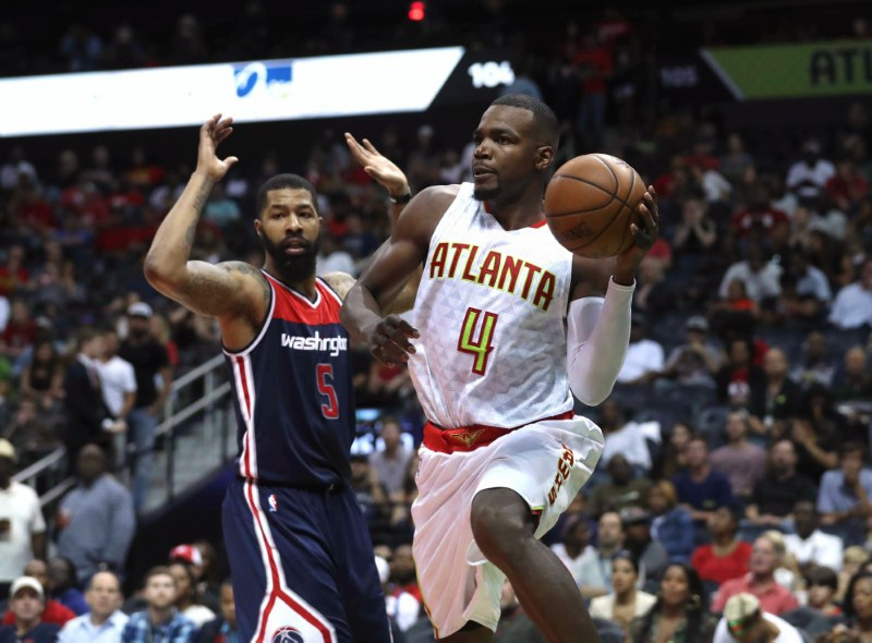 Hawks' All-Star Millsap opts out of contract