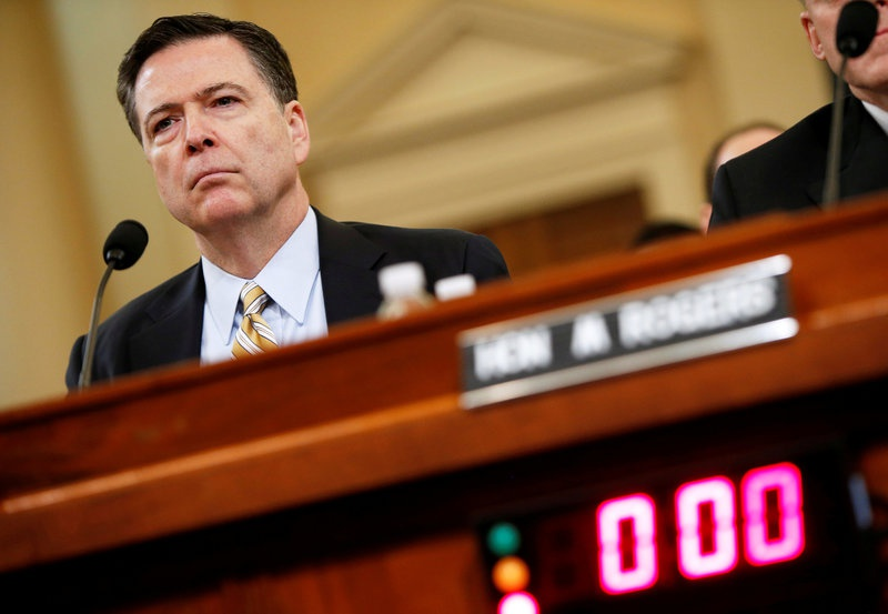 Comey to testify Trump pressured him to end Russian Federation probe