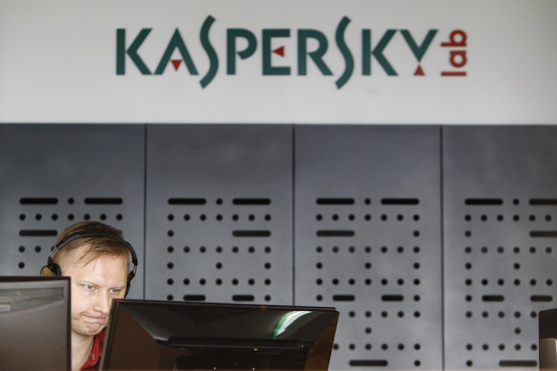 U.S. intelligence chiefs say reviewing use of Kaspersky software