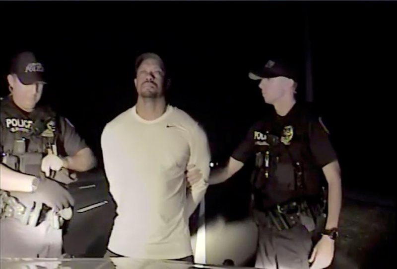 Tiger Woods told officers during his DUI arrest he had taken Xanax