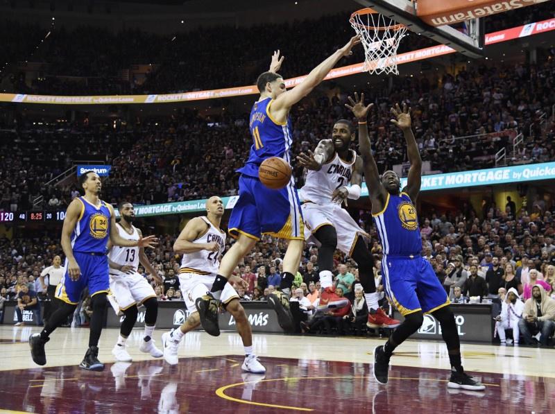 Cavaliers extend National Basketball Association finals after ending Warriors' flawless run