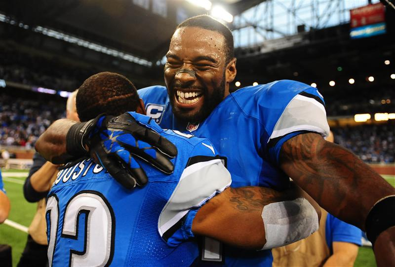 Calvin Johnson Says Playing for Lions Factored in His Decision to Retire