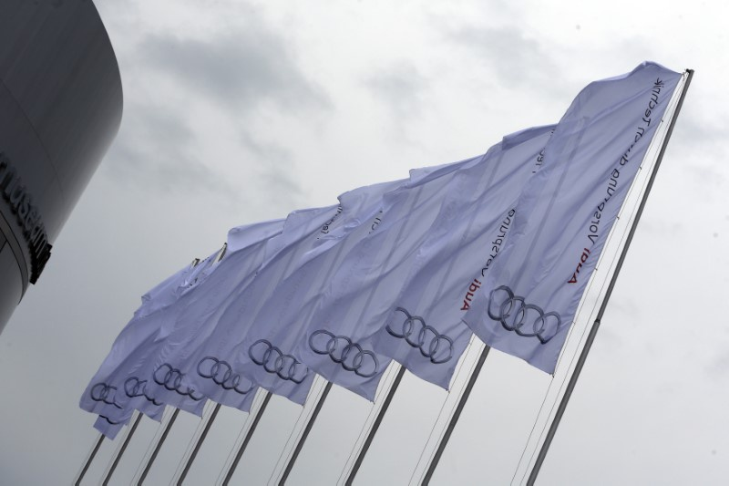 Ex-Audi Manager Charged In VW Emissions Conspiracy