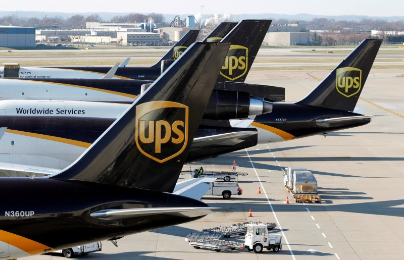 United Parcel Service, Inc. (UPS) Stake Held by Pettee Investors Inc