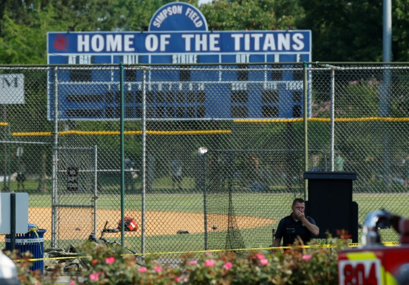 Republican baseball practice gunman `had list of names´