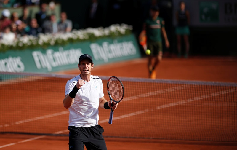 Andy Murray vs. Stan Wawrinka 2017 French Open Pick, Odds, Prediction