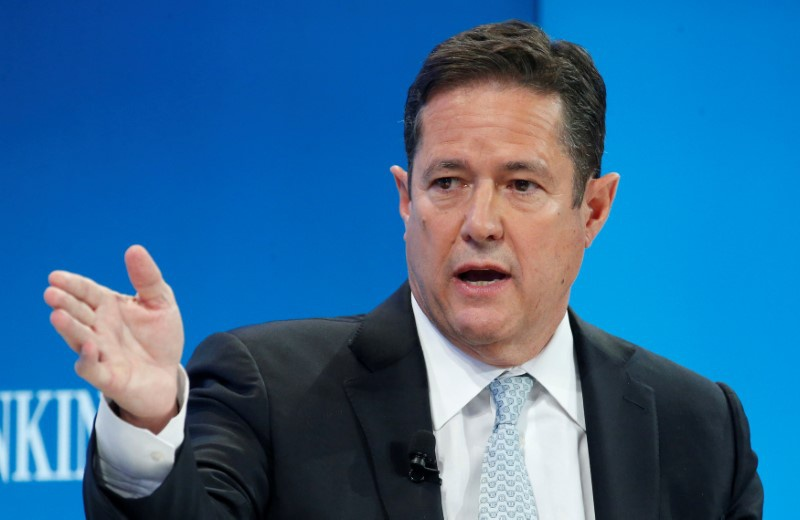 Barclay's shareholders to vote on whether to re-elect Jes Staley